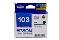 Epson Ink 103 High capacity Black Cartridge