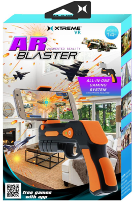 Xtreme xsx5 1020 blk augmented reality blaster 2