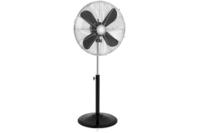 Swan 40cm Retro Pedestal Fan Black