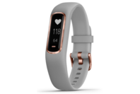 Garmin vivosmart 4 Grey with Rose Gold Hardware
