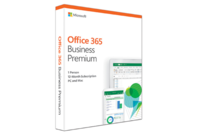 Microsoft Office 365 Business Premium - 1 Person - 1 Year Subscription