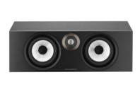 B&W HTM6 Center Channel Speaker Black