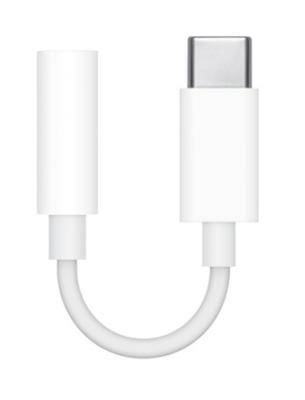 Apple usb c to 35 mm headphone jack adapter mu7e2fe a 2