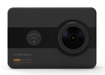 Kaiser Baas X300 2.5K Action Camera