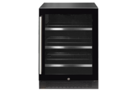ILVE Single Zone Beverage Centre Black Glass