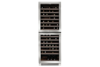 ILVE Dual Zone Double Door Wine Cellar Tower