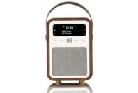 VQ Monty DAB / DAB+ Digital Radio and Bluetooth Speaker Walnut
