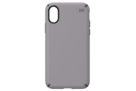 Speck iPhone XS/X Presidio Pro Case Grey