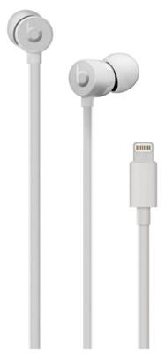 Apple urBeats3 Earphones with Lightning Connector - Satin Silver