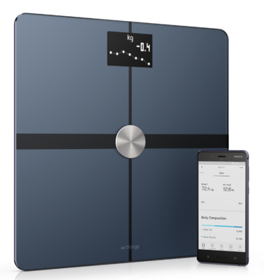 Withings bodplus body composition wi fi scale black 3