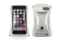 "DiCaPac Economy Waterproof Case for up to 5.1"" Smartphones - White"