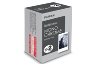 Fujifilm Instax Mini Film 20 Pack Monochrome