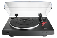 Audio Technica AT-LP3 Fully Automatic Belt-Drive Stereo Turntable Black