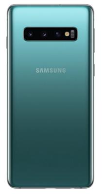 Samsung galaxy s10 green 3