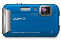 Panasonic Lumix Tough Camera Blue