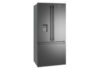Electrolux 524L Dark Stainless Steel French Door Refrigerator (Ex-Display Model Only)