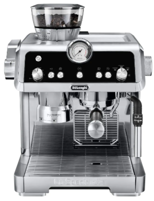 De'Longhi La Specialista Pump Coffee Machine (Bonus)