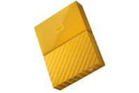 WD My Passport 1TB USB 3.0 External HDD Yellow