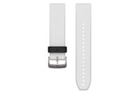 Garmin QuickFit 22 Silicone Watch Band (White)