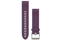 Garmin QuickFit 20 Silicone Watch Band (Amethyst Purple)