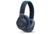 JBL Wireless Over-Ear NC Headphones Blue