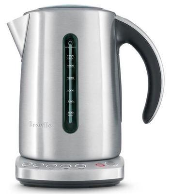 Breville 1.7L the Smart Kettle - Silver