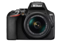 Nikon D3500 DSLR with 18-55mm Lens