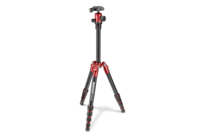 Manfrotto Element Traveller Tripod Small with Ball Head, Red