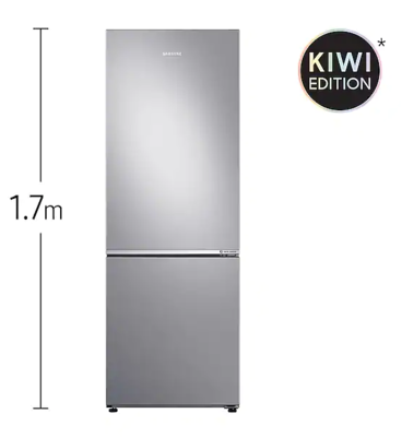 Samsung bottom mount freezer srl335nls 2