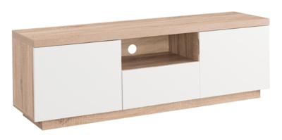 Criterion Brunswick 1500 Oak TV Cabinet