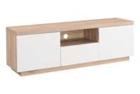 Criterion Brunswick 1500 Oak TV Cabinet