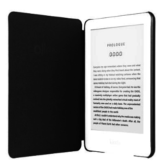 Ollee case for kindle touch 10th gen black 3
