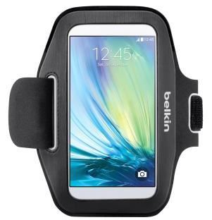 Belkin Galaxy S6 Sport-Fit Armband - Black