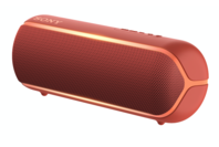 Sony XB22 EXTRA BASS Portable BLUETOOTH Speaker Red