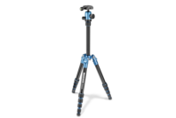 Manfrotto Element Traveller Tripod Small with Ball Head, Blue