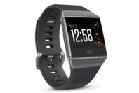 Fitbit Ionic Watch (Charcoal/Smoke Grey)