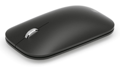 Microsoft modern mobile mouse bluetooth  black