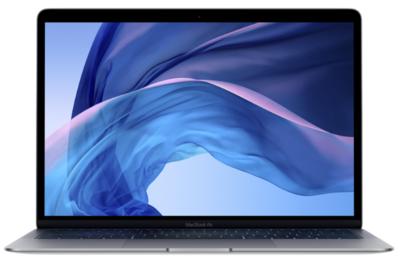 Apple 13-inch MacBook Air 1.6GHz Dual-core 8th-gen i5 Processor 256GB Space Grey
