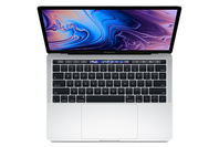 Apple 13-inch MacBook Pro Touch Bar 1.4GHz Quad-core 8th-gen i5 256GB Silver