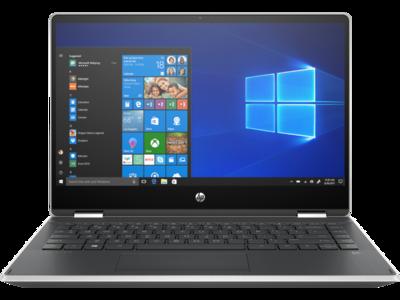 HP PAVILION X360 CONVERTIBLE - I3-8145U, 8GB, UMA, 256GB SSD