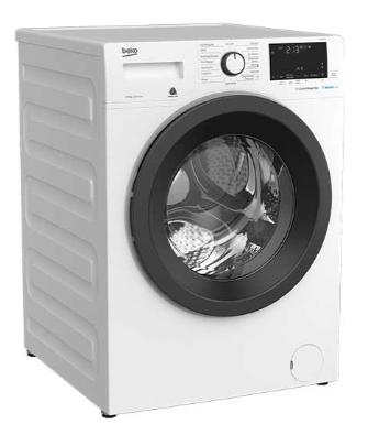 Beko 7 5 kg front loading washing machine bfl7510w 2