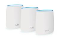 NETGEAR Orbi Home Mesh WiFi System 3-Pack (RBK23)
