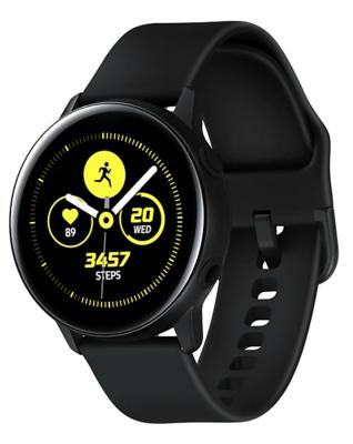 Galaxy watch active black 3