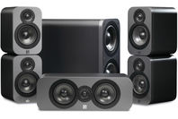 Q Acoustics Superlative Speaker Package