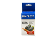 INKPOST FOR CANON INK PGI525 BLACK TWIN PACK