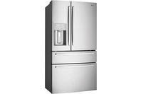 Westinghouse 702L French door fridge with dual freezer