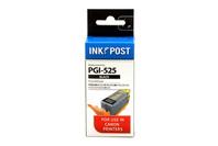 INKPOST FOR CANON INK PGI525 BLACK