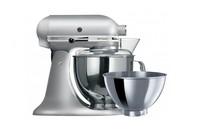 KitchenAid Artisan Stand Mixer (Contour silver)