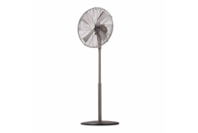 Goldair 40cm Satin Silver Pedestal Fan