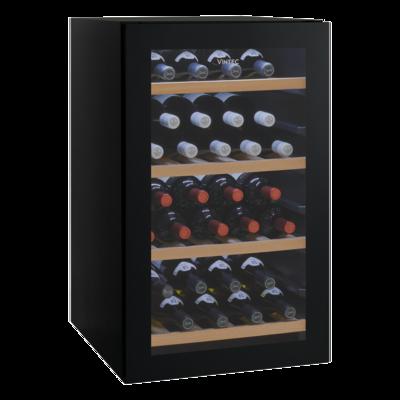 Vintec 35 bottle %28max   bourdeaux%29 wine cabinet